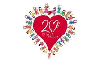 Le prix Clarins pour l'enfance fête ses 20 ans