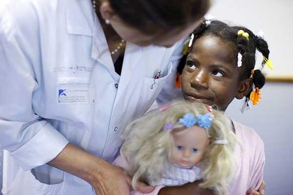 Accompagnement des enfants hospitalisés
