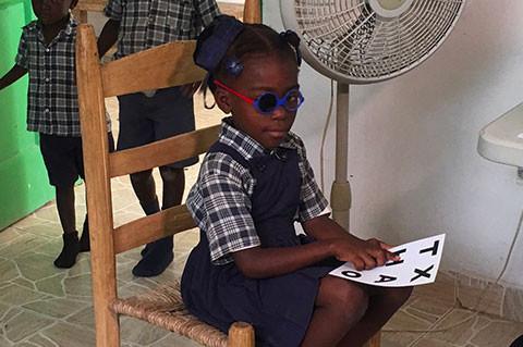 Nos actions en Haïti