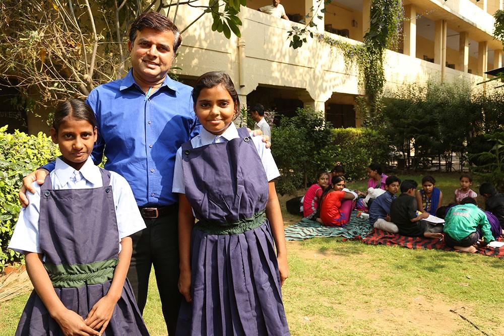 Nos actions Education en Inde