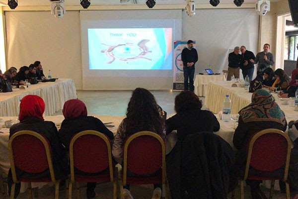 Nos actions au Liban