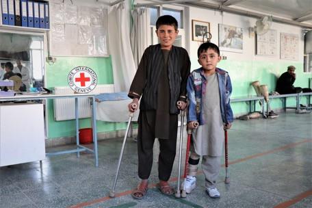 Afghanistan : Soutien du CICR