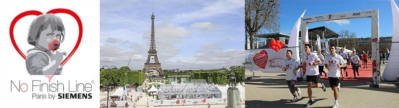 No Finish Line Paris by Siemens 2017