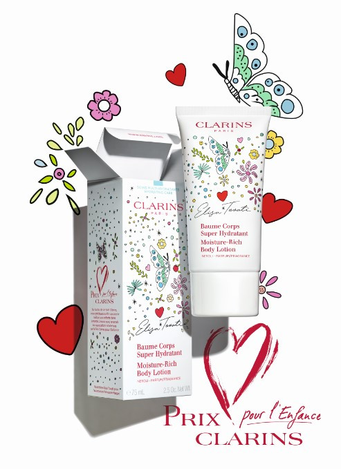 Baume Corps Clarins