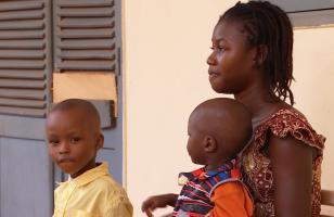 Nos actions en Guinée
