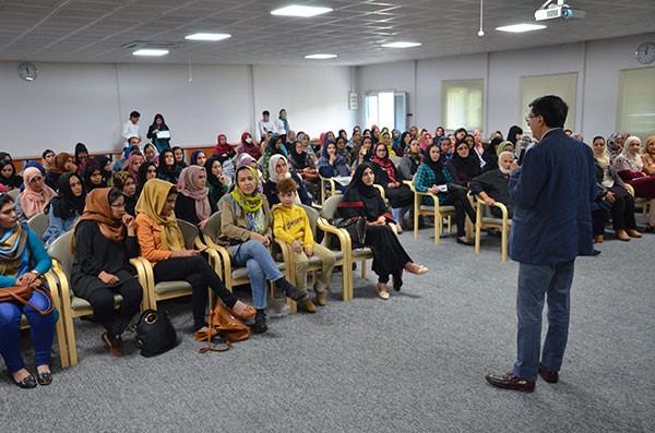 Conférence de gynécologie-obstétrique à Kaboul