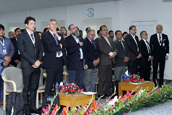 Conférence à Kaboul