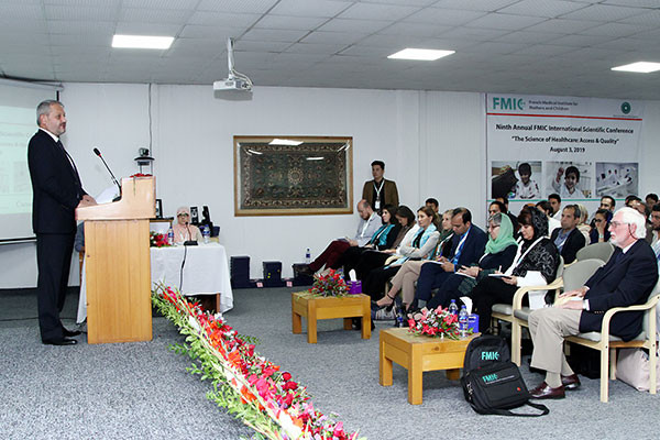 Conference in Kabul