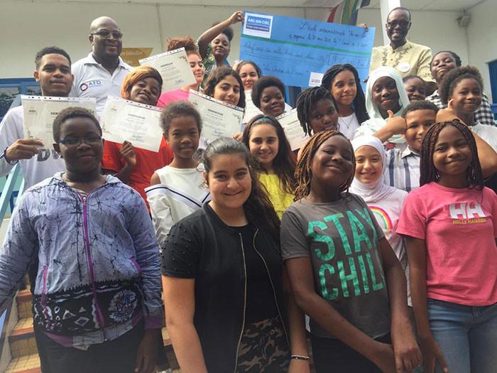 Course de l'Espoir au Togo