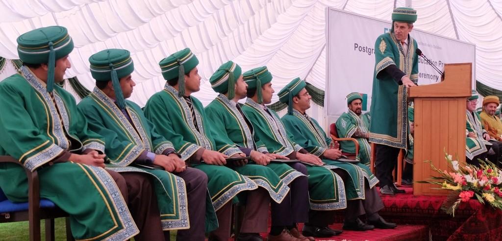 Kaboul, remise de diplome mars 2016