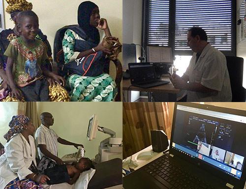 Séance Echoes entre le Mali, l'Afghanistan et la France