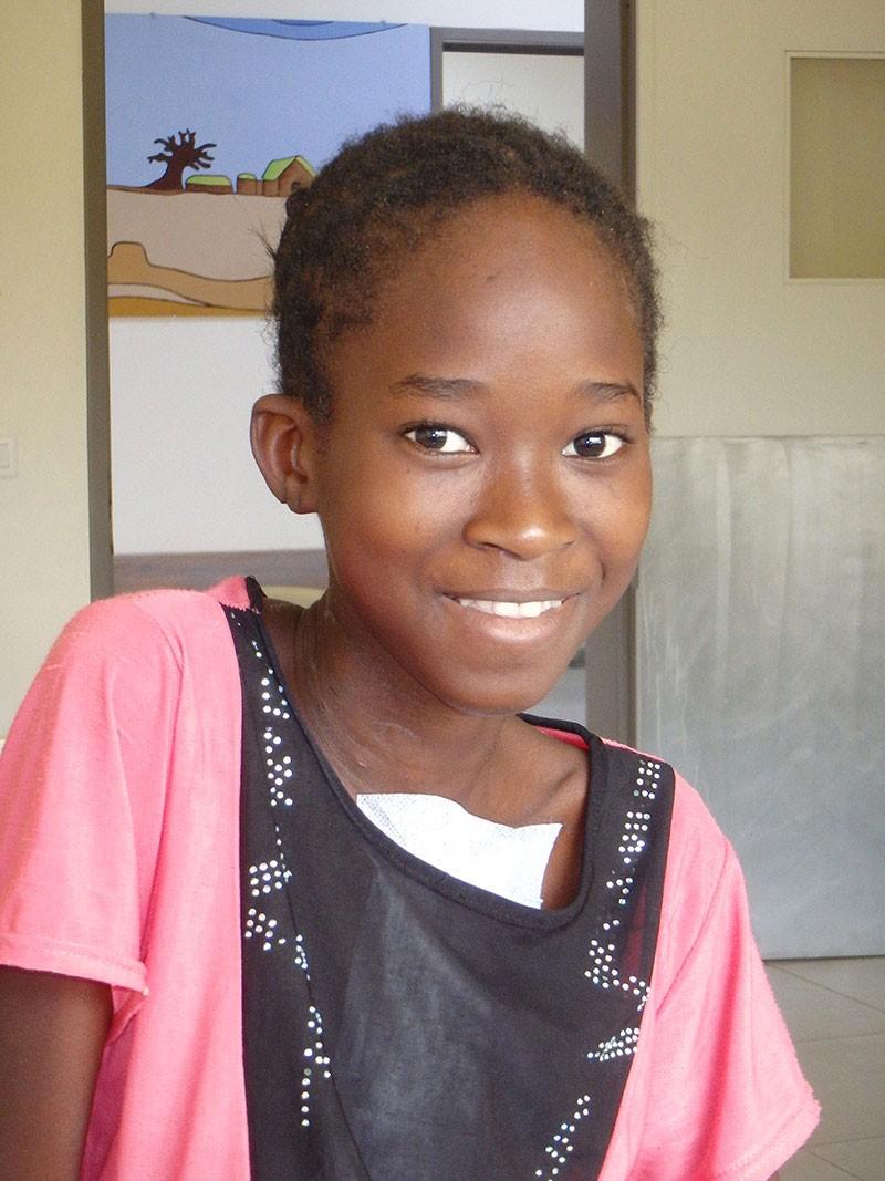 Enfant du Sénégal