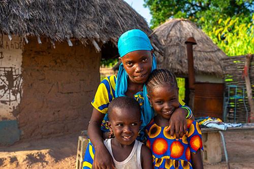 Enfants du Sénégal