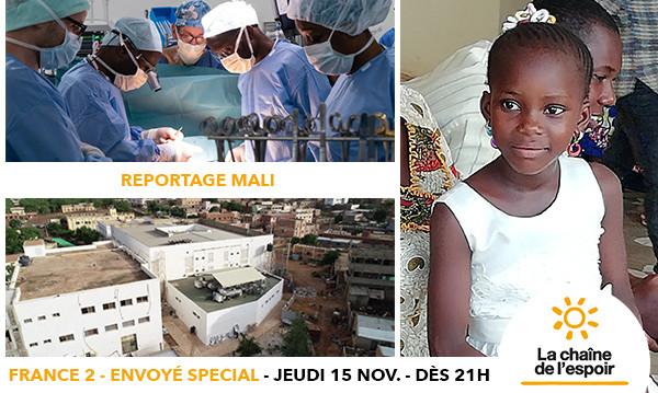 Envoyé Spécial - Mali