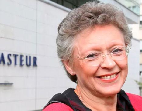 Françoise Barré-Sinoussi - Copyright Lucas Dolega