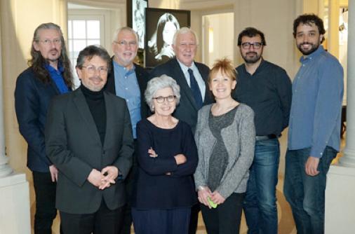 Le jury du Grand Prix Photo de Saint Tropez