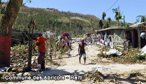 Commune des Abricots - Haïti