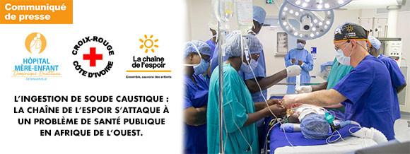 Chirurgie réparatrice en Côte d'Ivoire