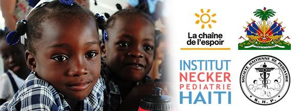 Atelier de santé scolaire en Haïti