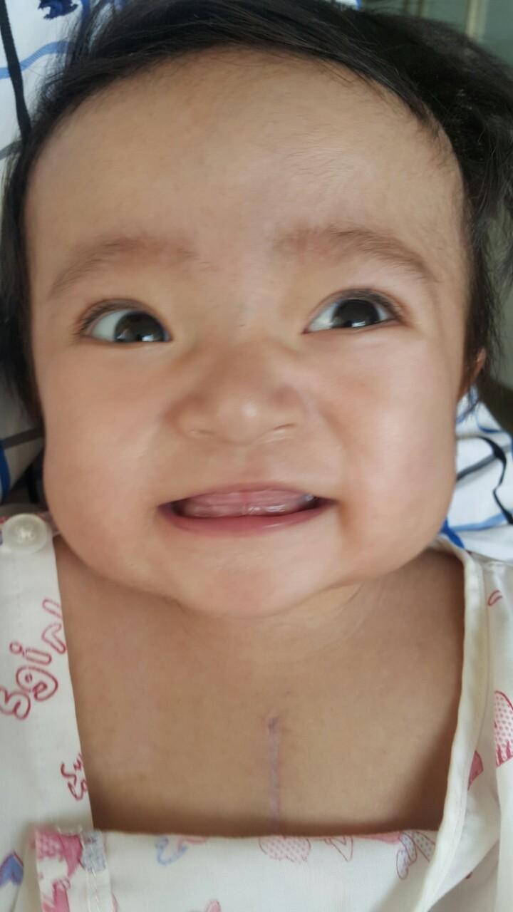 La petite Dao guérie