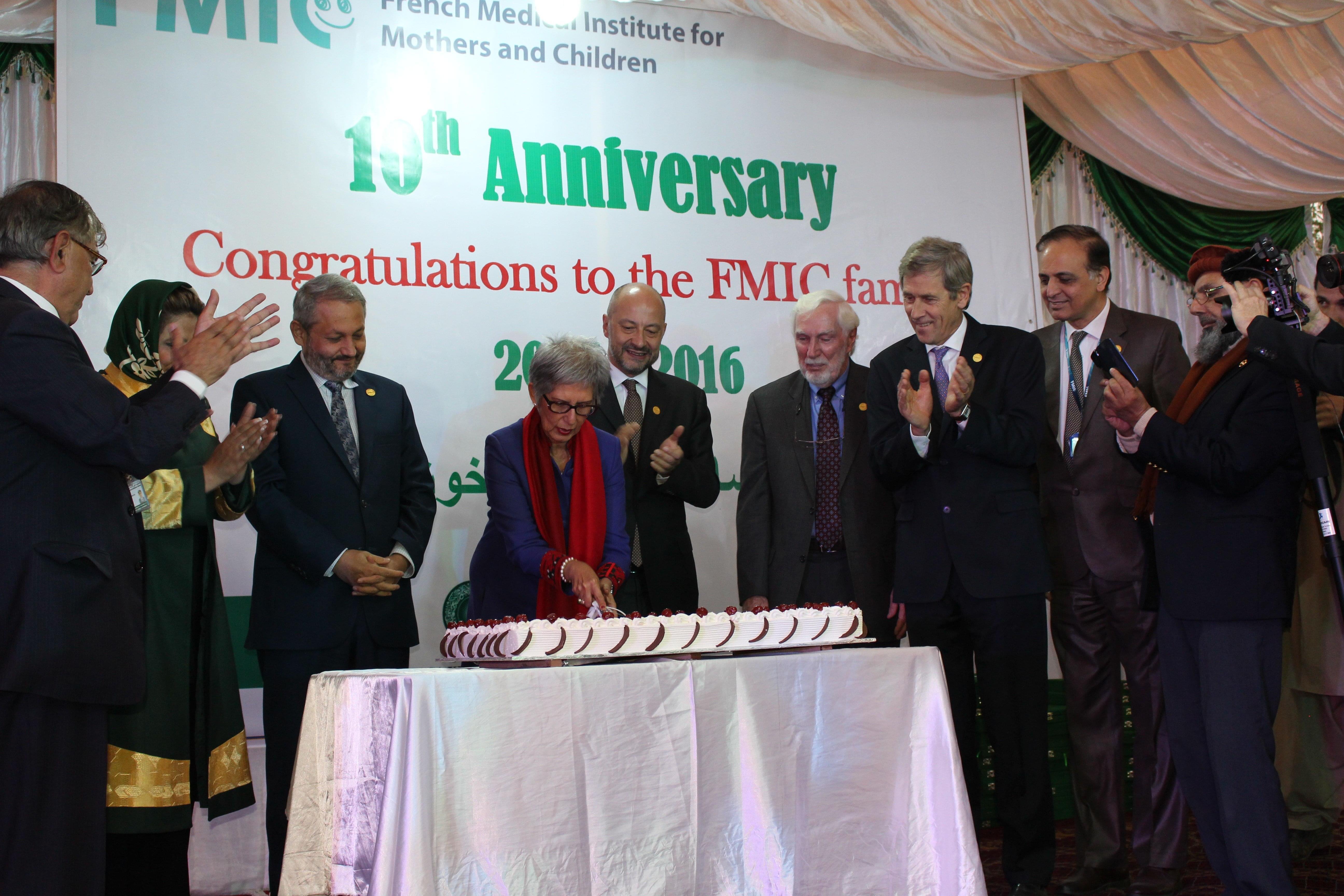 10e anniversaire du FMIC