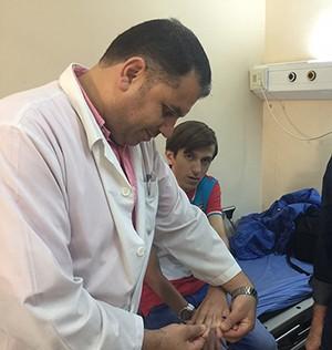 jordanie orthopedie
