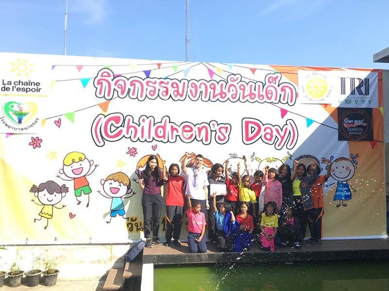 Children's day in Thailand