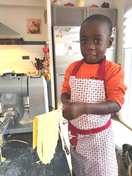Koffi enfant cardiaque sauvé