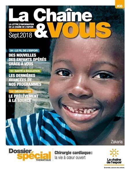 Lettre d'info La Chaîne & VOUS #8