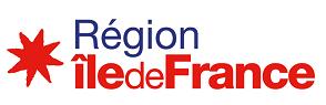 Logo du Conseil régional d'Île-de-France, partenaire de La Chaîne de l'Espoir