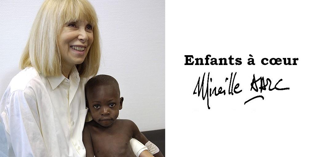 Enfants à coeur - Mireille Darc