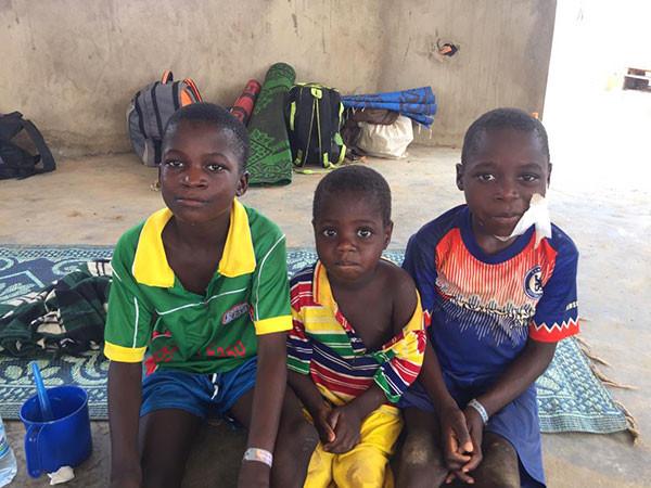 Mission de chirurgie réparatrice au Burkina Faso