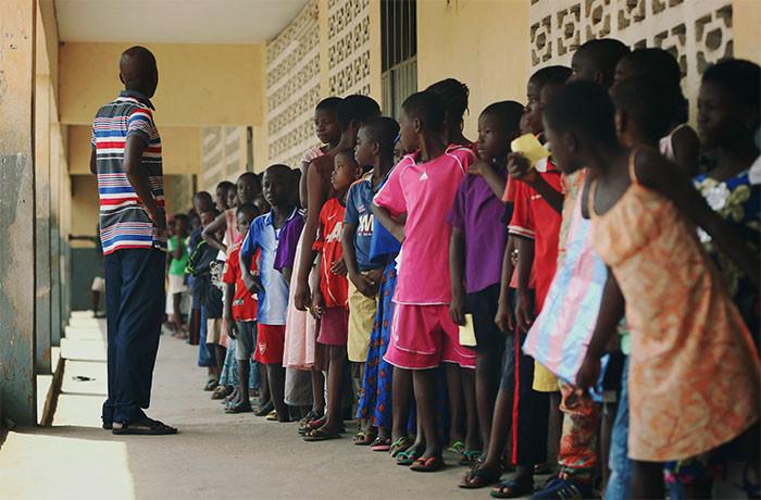 Mission foraine au Bénin