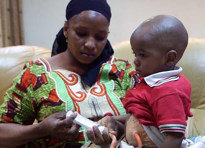 Mission sténoses caustiques au Mali