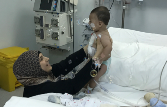 Mission de chirurgie cardiaque en Jordanie