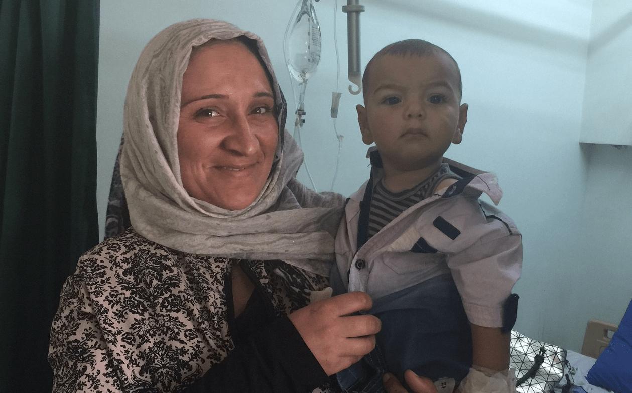 Mission de chirurgie orthopédique en Jordanie