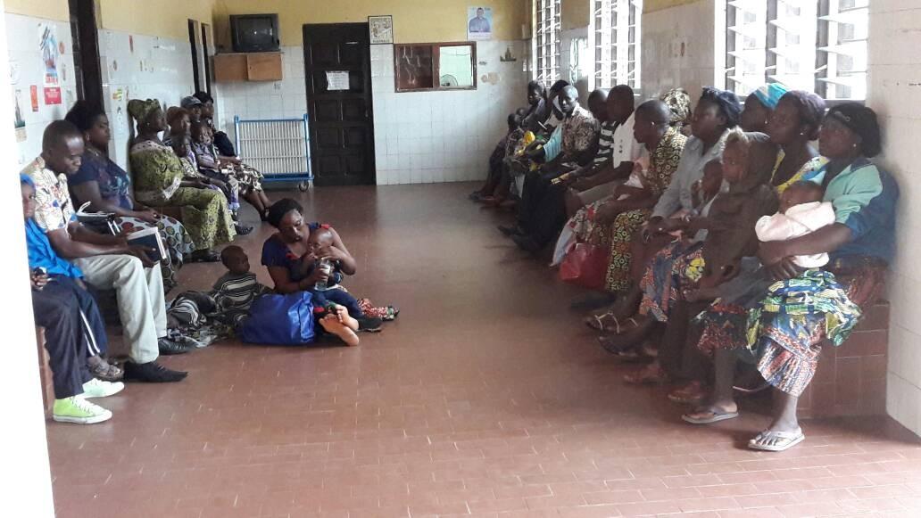 Mission foraine au Togo