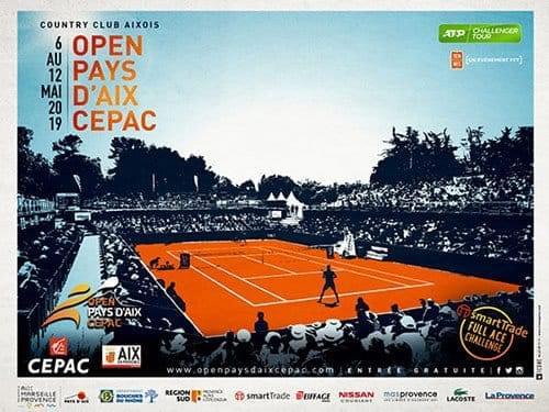 Open Pays d'Aix 2019