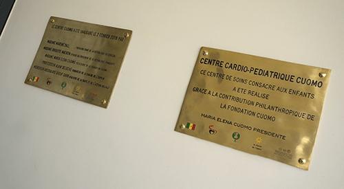 Inauguration du CCPC à Dakar