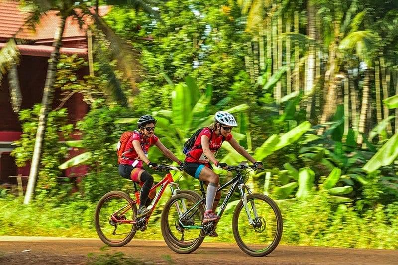 L'équipe Majaji - Raid Amazones 2017