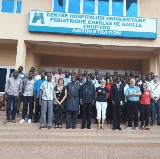 Séminaire d'enseignement au Burkina Faso