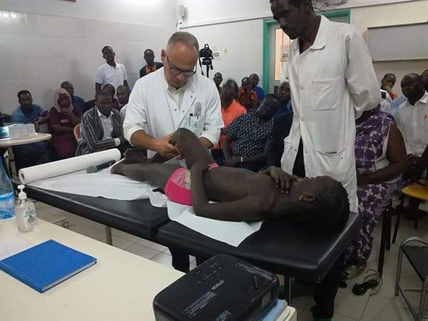 11e séminaire de formation DES à Dakar