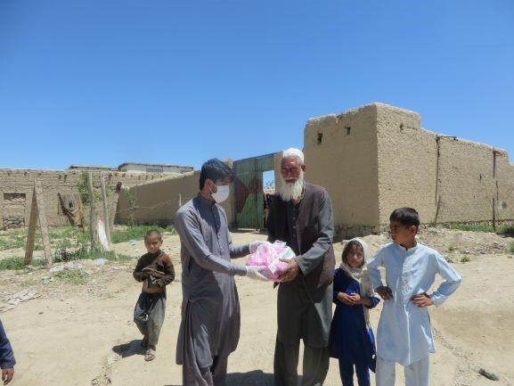 Actions de sensibilisation à Kaboul