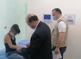 consultation enfant jordanie