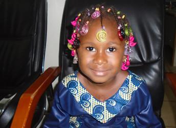 enfant sourire kayla