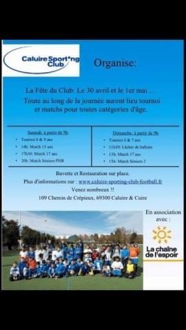 Du foot à Lyon