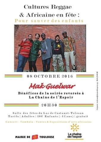 concert reggae toulouse