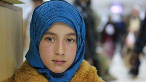 enfant afghan la chaine de lespoir