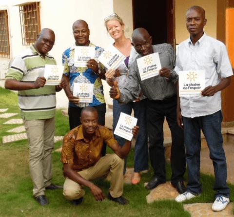 Equipe La Chaîne de l'Espoir Togo