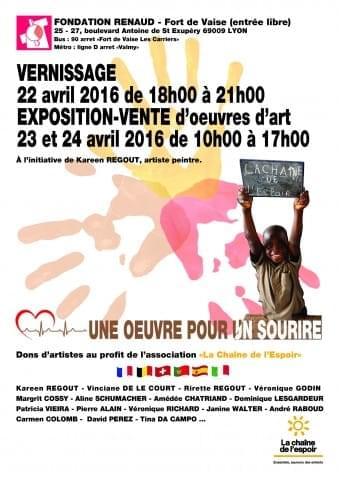 Expo vente à Lyon